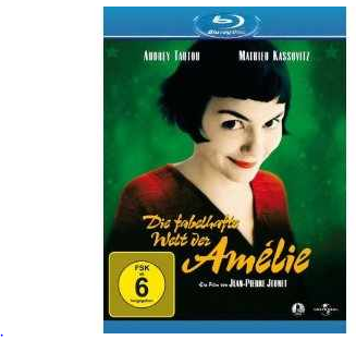 [Amazon] Top Blu rays des Tages: True Grit für 9,99€ und die fabelhafte Welt der Amélie inkl. Versand 6,97€