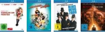 [Amazon] Wieder da: 3 Blu rays inkl. Versand für 15€