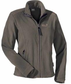 [ebay] Jack Wolfskin: Damen Fleecejacke Kiruna (Farbe basalt) inkl. Versand 37,85€