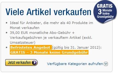 [Infos!] Ebay bis zum 30.04.2012 keine Angebotsgebühr & 3 Monate Amazon Poweranbieter für 0€