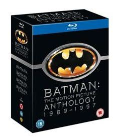 [play.com] Batman: The Motion Picture Anthology 1989 1997 [Blu ray] für nur 13,99€ inkl. Versand