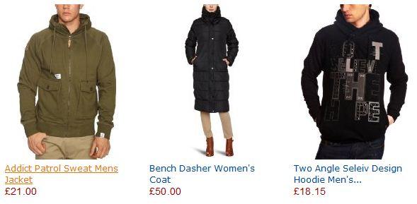 [Amazon UK] Neuer 10% Gutschein für Kleidung & Schuhe   Aktion gilt bis zum 22.01.2012!