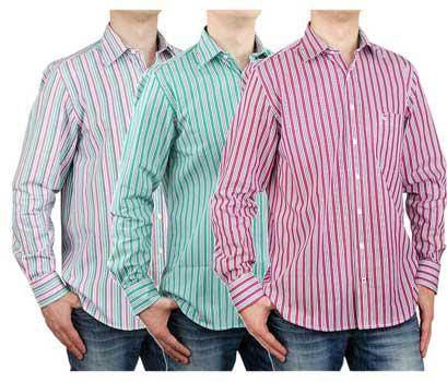 [eBay] BASEFIELD Herren Freizeithemd aus Baumwolle in versch. Farben für je nur 9,99€ inkl. Versand