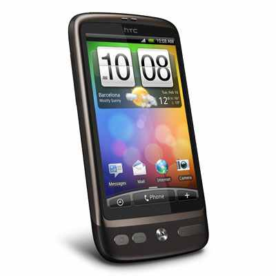 [Amzon WHD] Android Smartphone: HTC Desire S (Ohne Simlock) inkl. Versand 172,80€