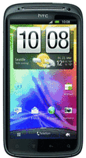 [Amazon WHD] Smartphone: HTC Sensation, Android OS, 1.2 GHz dual core Prozessor, 8 MP Kamera, dunkelgrau, inkl. Versand 241,02€