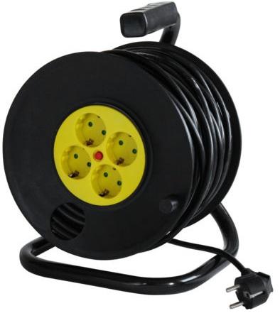 [eBay] 50m Kabelrolle inkl. 50m Kabel für 19,99€ inkl. Lieferung
