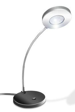 [Druckerzubehoer.de] LED Designer Schreibtischlampe + 5 Gratis Artikel für nur 13,94€ inkl. Versand
