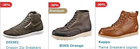 [Mirapodo] End of Season Sale bis zu 50% Rabatt + 5€ Code + keine Versandkosten! Günstige Markenschuhe!
