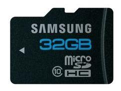 [voelkner] Samsung MicroSDHC Karte mit 32GB (Class 10) für nur 29,73€ inkl. Versand