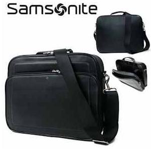 [iBOOD] Samsonite: Evolis Office Case in Schwarz für Notebooks bis 15,4″ inkl. Versand 25,90€