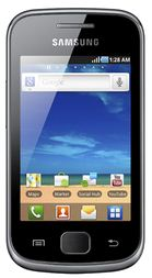 [Euronics] Samsung Galaxy Gio S 5660 dark silver für 129€ (zzgl. 5,95€ Versandkosten)