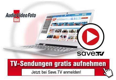 [KOSTENLOS!] Den Online Videorekorder Save.TV XXL 3 Monate lang gratis testen!