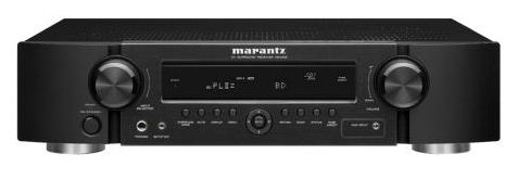 [redcoon] Marantz NR1402 5.1 AV Receiver in schwarz oder silber für je nur 278€ (Vergleich: 333€)