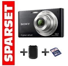[meinpaket] Sony DSC W550 black + 4GB Sd Karte + Tasche für nur 99,90€ & Poppstar MS40 1080p Android Mediaplayer für 99,99€