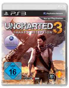 [Real] PS3 Tag! Uncharted 3: Drake's Deception für nur 29,95 €
