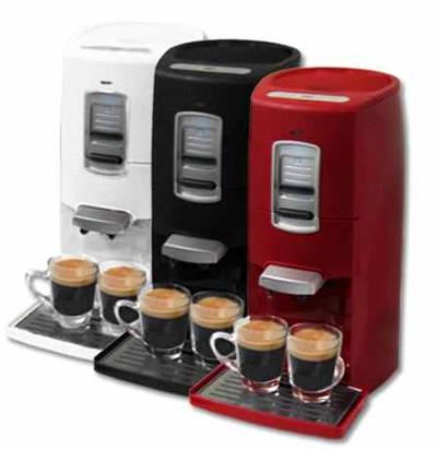 [ebay] Kaffeepadmaschine: Inventum inkl. Versand 34,90€ (Vergleich 67€)