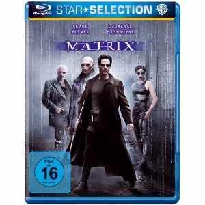 [Amazon] Blu rays: Matrix je Film inkl. Versand nur 7,72€