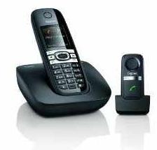 [Amazon] Schnurlostelefon: Gigaset C610 und L410 DECT Freisprech Clip, inkl. Versand 60€