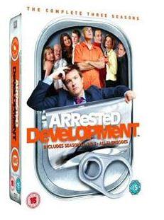 [play.com] Arrested Development: Complete Season 1   3 auf DVD für nur 16,49€ inkl. Lieferung