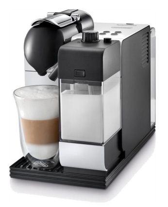 [Cybersale] DeLonghi EN 520 W Lattissima+ Nespresso System für 209,90€ (Vergleich: ca. 235€)