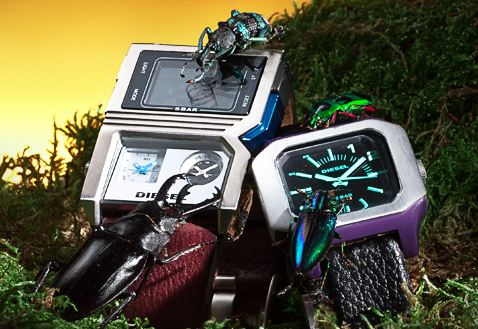 [Diesel] Uhren Sale bei vente privee! Z.B. Diesel DZ7153 Xray Anadigi Herren Chronograph 99€