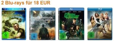 [Mix It Posting!] Blu ray Rabatt Aktion (2 Blu rays 18€), Reduzierte Serienboxen & Uncharted 3 nur 27,55€