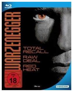[Amazon] Blu ray: Arnold Schwarzenegger   Steel Edition, inkl. Versand 25,99€