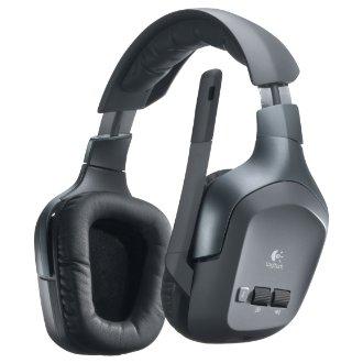 Logitech Wireless Headset F540 (PC/PS3/Xbox 360) nur 89€ inkl. Lieferung (Preisvergleich 110€)