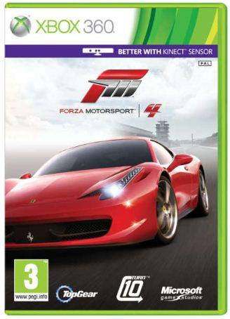 [Zavvi] Forza Motorsport 4 für Xbox 360 für nur 19,06€ inkl. Versand (Vergleich: 31€)
