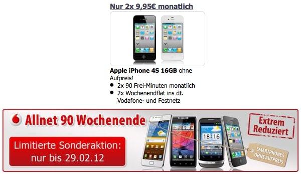 [HOT!] Eteleon bietet stark subventionierte Handyverträge an! (iPhone 4S nur 477€ statt 630€!)