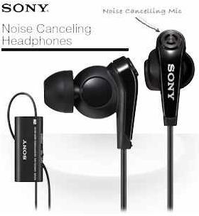 [iBOOD] In Ear Kopfhörer: Sony MDR NC13 mit aktiver Geräuschunterdrückung inkl. Versand 30,90€