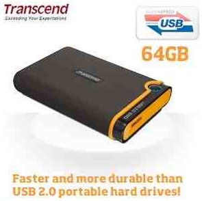 [iBOOD] externe SSD: Transcend mit USB 3.0 inkl. Versand 85,90€