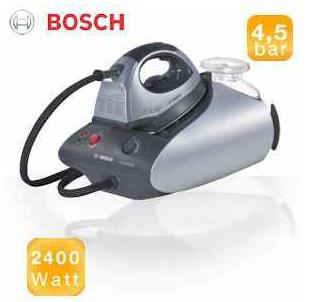 [iBOOD] Dampfbügelstation: Bosch TDS2510 Sensixx 2400Watt und Dampfdruck von 4,5 bar inkl. Versand 105,90€