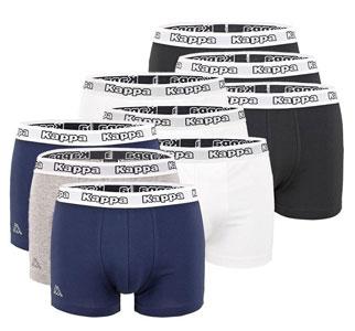 [eBay Wow] Kappa 3er Pack Boxershorts/Pants für nur 15,99€ inkl. Versand