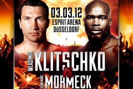 [Groupon] Ticket für den Kampf Wladimir Klitschko vs. Jean Marc Mormeck am 03.03.2012 ab 10€