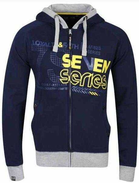 [THEHUT] Herren: SEVEN SERIES Hoody & D STRUCT Hemd ab inkl. Versand 15,49€ + Aktions Seite zum Hemd!