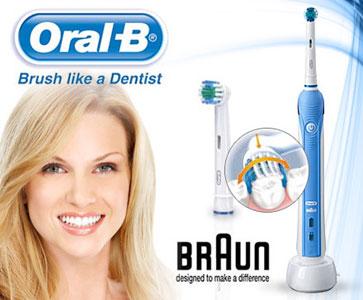 Oral B Professional Care 1000 für nur 36,99€ (Vergleich: 44€)