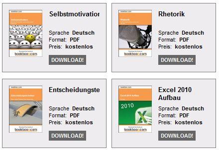 [KOSTENLOS!] Verschiedene Bücher für Studenten im pdf Format gratis runterladen!