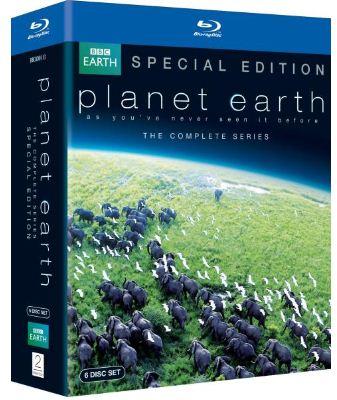 Planet Earth   Special Edition [Blu ray] für nur 12,49€ inkl. Versand