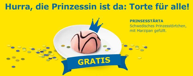 [KOSTENLOS!] Bei IKEA bis zum 03.03.2012 gratis Törtchen abholen!