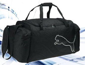 [DailyDeal] Puma PowerCat 5.10 Sporttasche Large (schwarz) für 22,22€ & Valentins.de Gutschein für 6,50€ (Wert 13€)