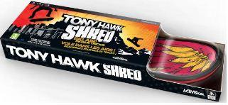 [Zavvi] Tony Hawk: Shred + Board für Xbox, PS3 & Wii für je nur 19,06€ inkl. Lieferung