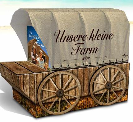 [Amazon] Kult Serien: Unsere kleine Farm (komplett) inkl. Versand 99€ und Lost Staffel 6 inkl. Versand 29€