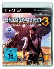[digitalo] Uncharted 3: Drakes Deception (PS3) für nur 25,14€ inkl. Versand