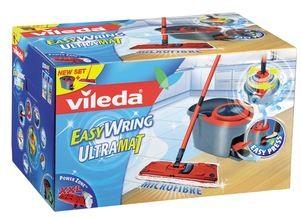 [meinpaket.de] Vileda Easywring Ultramat Set für 34,99€ & Ansmann Ladegerät Powerline für 24,99€