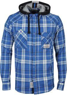 [Zavvi] Bravesoul Mens Vatican Hooded Shirt für 13,09€ & Crosshatch Mens Hubster Jumper für 15,48€