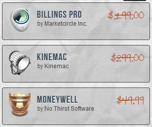 [iMac Bundle] Super Spring 2012: 10 Programme im Wert von $373 und mehr für nur $49 oder $50