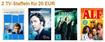 [Amazon] Neuer Serien Nachschub   2 Staffeln für nur 20€ inkl. Versand
