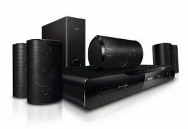 [Cybersale] Philips HTS4561 Blu Ray Heimkinosystem (5.1 & 3D) für nur 299,90€ inkl. Versand