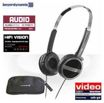 [iBOOD] faltbarer Kopfhörer: Beyerdynamic DTX 300p, federleicht mit hochauflösender Audio Performance, inkl. Versand 25,90€